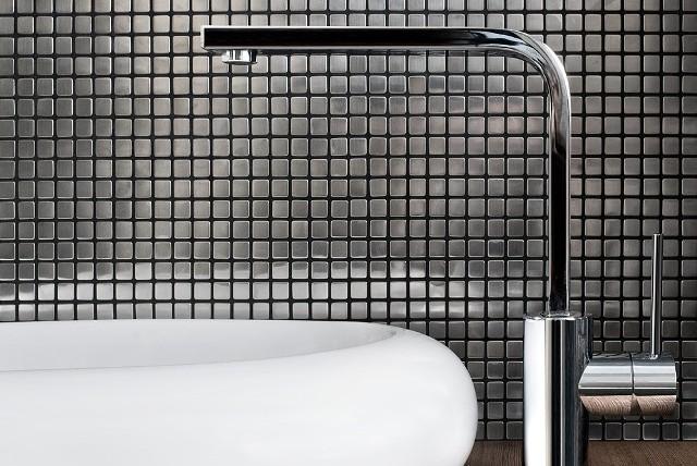 Mozaika metalowaMozaiki: ekskluzywne produkty do wykańczania wnętrz