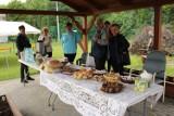Akcja krwiodawstwa i posadzenie Dębu Pamięci w Lipienku na 100-lecie OSP RP. Zdjęcia