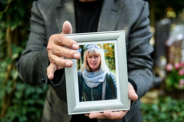47-letnia Aneta zginęła na miejscu.