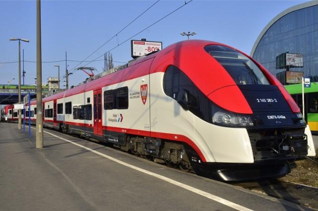 Z 420,5 mln euro przeznaczonych na transport znaczna część przypadnie kolei