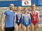 Akrobatyka. Medale Pucharu Polski dla reprezentantek LUKS Gwiazdy Dobrzeń Wielki