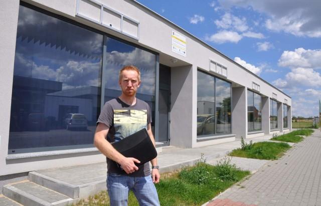 Inkubator przedsiębiorczości w Rudnikach już się zapełnił- Już wkrótce inkubator zacznie działać - mówi Roman Dądela.