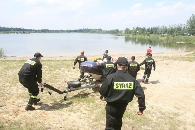 Mężczyzna utonął w stawie Morawa. Staw nie jest strzeżony przez WOPR