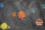 Merkury na tle słońca - rzadkie zjawisko astronomiczne. Tranzyt Merkurego [NA ŻYWO, JAK OGLĄDAĆ]