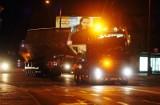 Trójmiasto: Transport ponad 40-tonowej kładki z Gdyni do Szwecji [WIDEO, ZDJĘCIA]