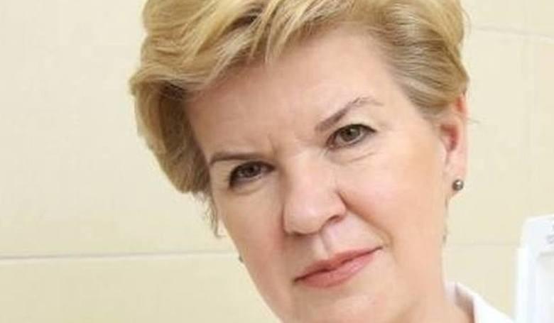 Profesor Beata Kręcisz łuszczyca Nie Ma Takiego Zawodu