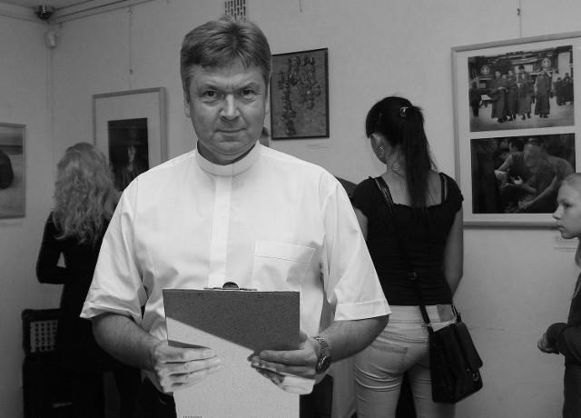 Ks. Burski zginął w lipcu 2011 roku