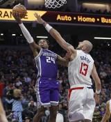 NBA. Clippers rządzą na zachodzie. Zespół Marcina Gortata pokonał Sacramento Kings. Udany powrót po kontuzji i dziewięć punktów Polaka