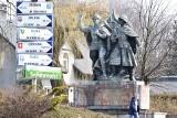 Pomnik Braterstwa Broni w Czechowicach-Dziedzicach zniknie z centrum miasta przed Wielkanocą