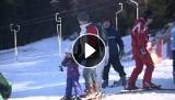 Narty w Beskidach: Wigilia i święta Bożego Narodzenia na nartach w Szczyrku [WIDEO]