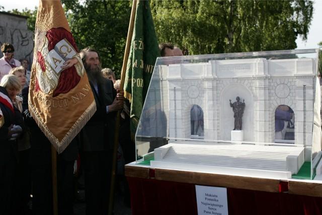 Poznań: Komitet ponownie odwołał wjazd figury Chrystusa. Nie będzie zgody miasta