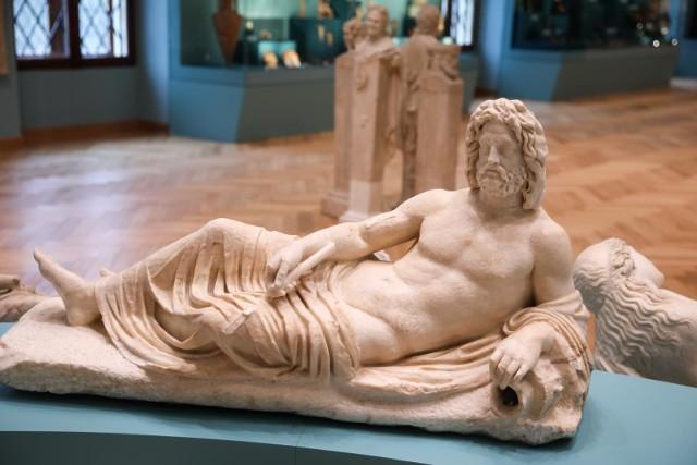 W Galerii Sztuki Starożytnej w Arsenale zaprezentowane zostaną zabytki pochodzące z kolekcji Czartoryskich i kolekcji Potockich