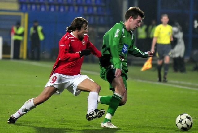 Boris Radovanović to chorwacki obrońca, który w sezonie 2008/2009 rozegrał 1 spotkanie w polskiej ekstraklasie. Wszedł na końcówkę meczu z Odrą Wodzisław Śląski.