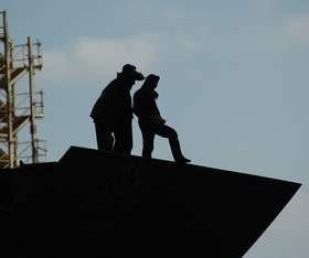Do 12 maja ma odejść grupa 567 stoczniowców, do końca miesiąca - drugie tyle.