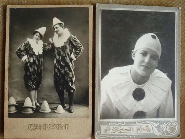 Te zdjęcia Kańkowskich pochodzą z ok. 1910 roku