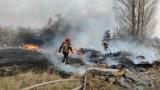 Pożar w Czarnobylu coraz bliżej skażonej strefy. Radioaktywna chmura dotrze nad Podkarpacie? [FOTO]