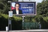 Niektóre plakaty wyborcze mogą bezkarnie wisieć miesiącami