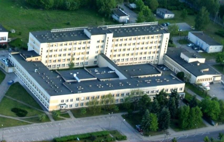 Grajewski szpital czeka na wyniki badań dwóch pacjentów pozostających pod obserwacją
