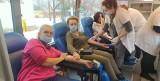 Pomoc dla Dominika Wojdalskiego z gminy Grójec. Odbyła się zbiórka krwi dla chorego sportowca