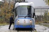 Utrudnienia w ruchu tramwajów na Orlej. Trwa naprawa zwrotnicy