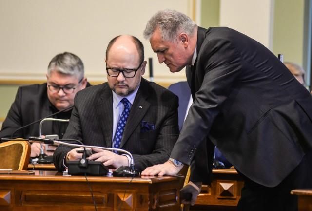 8 marca 2017 r. w Gdańsku odbyła się nadzwyczajna sesja Rady Miasta