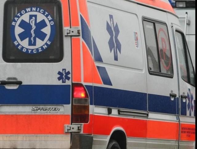 20 kwietnia lipnowskie karetki rozdysponowane były do innych zdarzeń i nie mogły przewieźć rannego mężczyzny do szpitala w Toruniu.