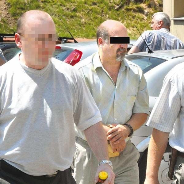 Edward G. został w czwartek doprowadzony na przesłuchanie do Prokuratury Okręgowej w Przemyślu.