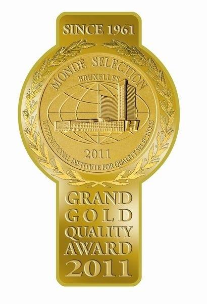 Żubrówka i Zelyonaya Marka – Grand Golden Awards.