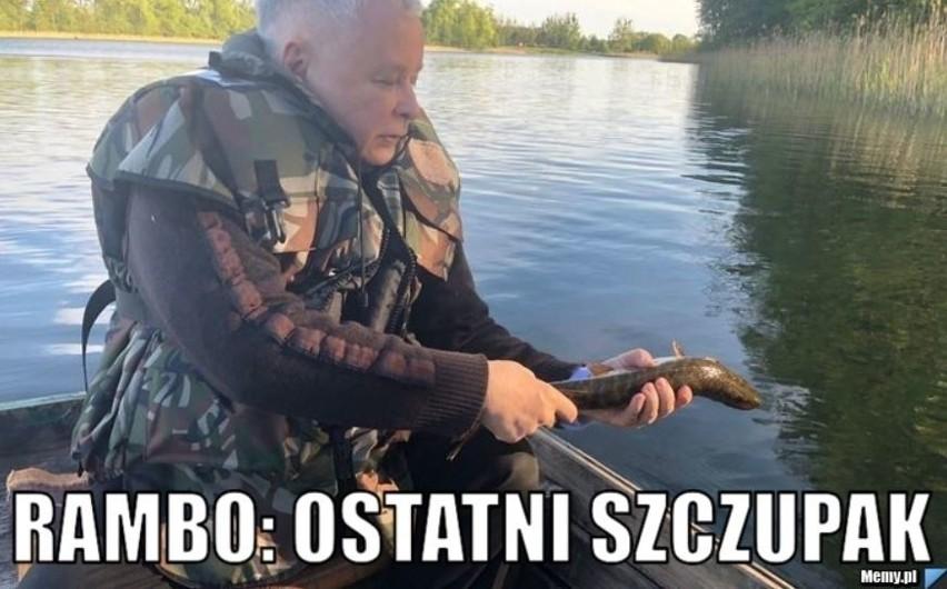 Dzień Wędkarza 2020. Zobacz najlepsze memy o wędkarzach!