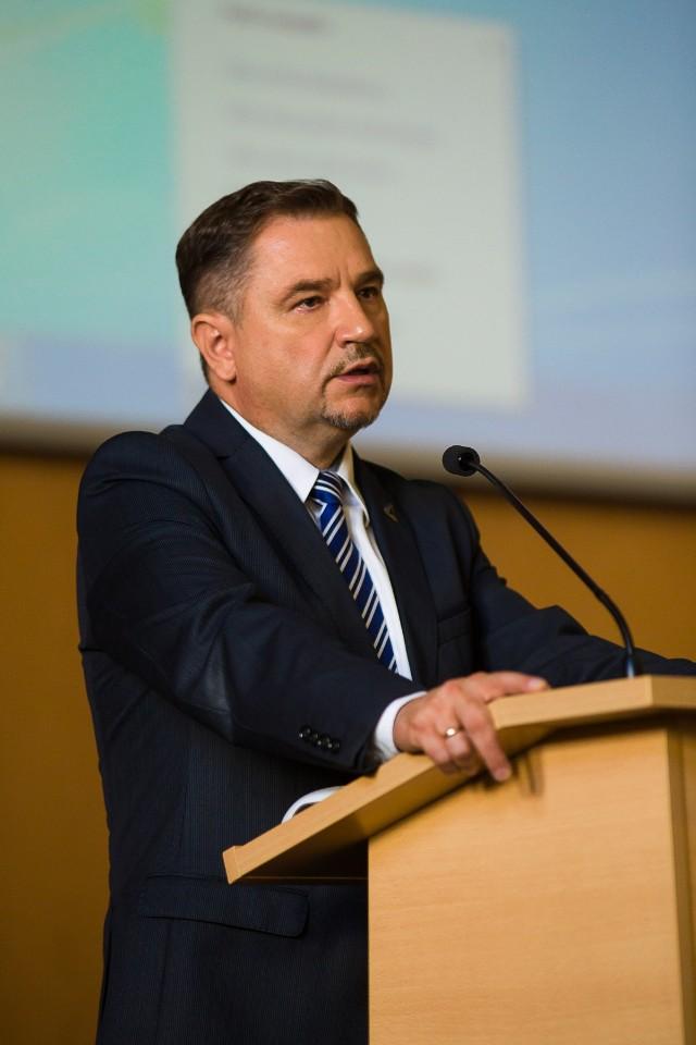 """Piotr Duda, przewodniczący """"Solidarności"""""""