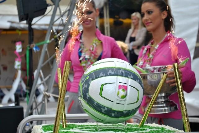 Nowa piłka T-Mobile Ekstraklasy - PUMA ESA PowerCat 1.12