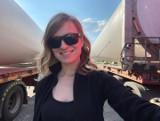 Iwona Blecharczyk - nasza Barbie Shero, która jeździ 63-tonową ciężarówką