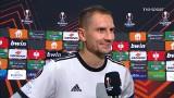 Artur Jędrzejczyk po Spartak – Legia: Dzisiaj pokazaliśmy jak Legia powinna grać