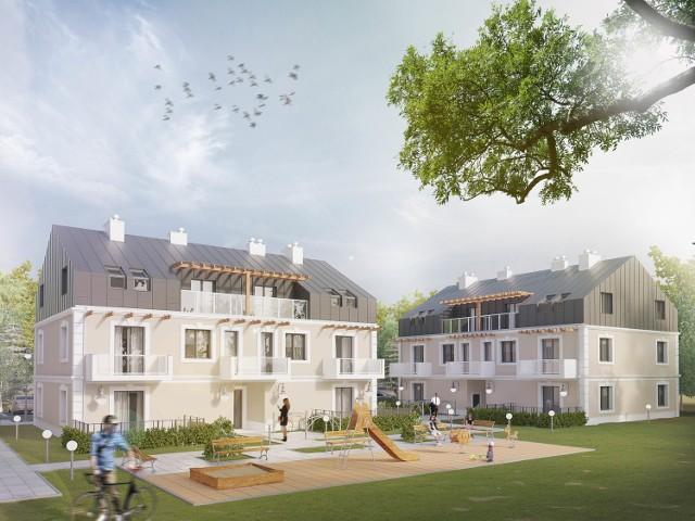 Więcej sprzedanych mieszkań w ubiegłym roku. Wikana ma ambitne planyPrzy ul. Misjonarskiej 12 staną trzy budynki z 21 mieszkaniami