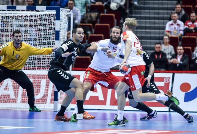 Jesper Noddesbo (nr 15) przez wiele lat był podporą reprezentacji Danii. Teraz zagra w Opolu.