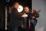 Aktor Zbigniew Zamachowski świętował w Brzezinach 60. urodziny oraz 40-lecie pracy twórczej