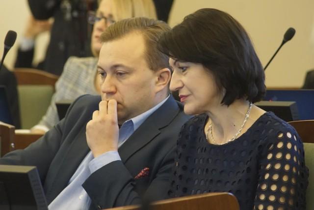 List adresowany do szkół podpisali między innymi radni - Łukasz Mikuła oraz Marta Mazurek, która obok radnego Wojciecha Chudego inicjatorką tej akcji