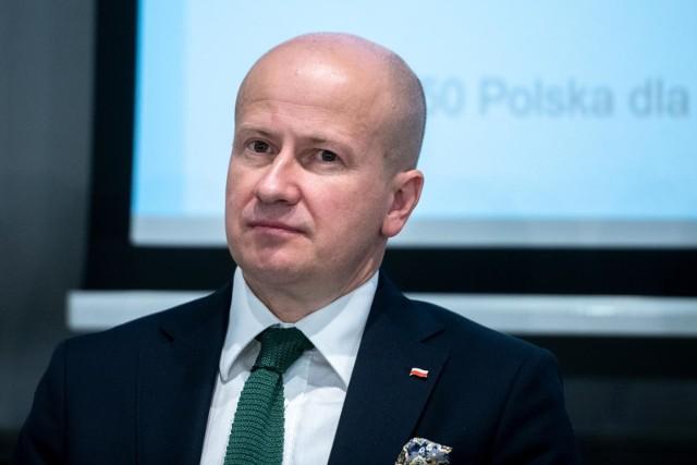 Nowy kandydat PiS na RPO? Może być nim poseł Bartłomiej Wróblewski