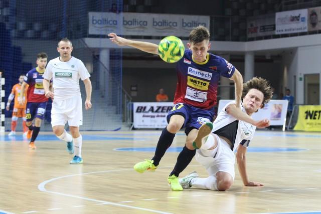 Pogoń '04 wygrała tylko na inaugurację sezonu z Akademikami z Katowic.