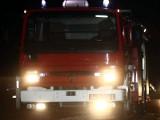 Grajewo. Straż pożarna ratowała szpital. OIOM mógł zostać zalany