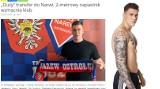 Kamil Jagielski jest piłkarzem. Z powodu udziału w Warsaw Shore został wyrzucony z klubu