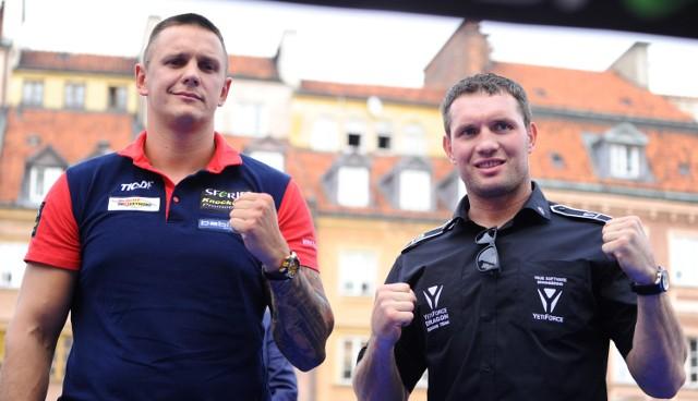 Andrzej Wawrzyk miał walczyć z Albertem Sosnowskim w maju 2014 r., ale kilkanaście dni przed pojedynkiem miał groźny wypadek samochodowy.