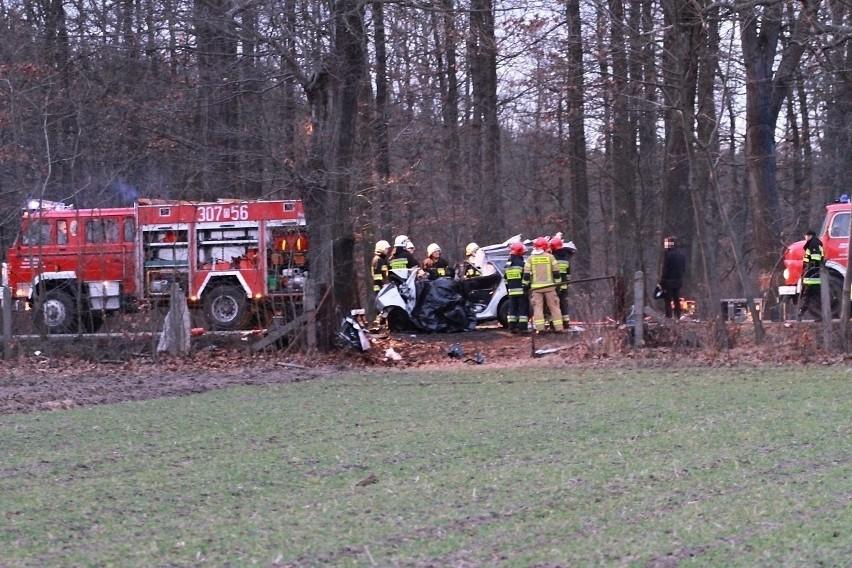Do tragicznego wypadku doszło 5 lutego.