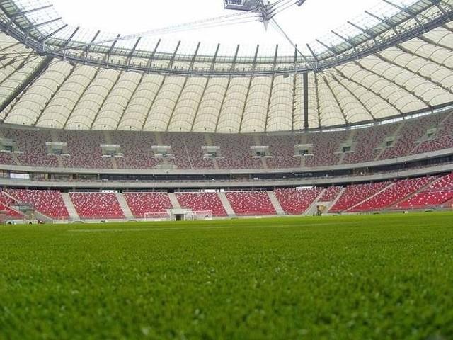 Lubelska firma wyposaży Stadion Narodowy