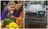 101-latka pokonała COVID-19! Opuściła szpital tymczasowy w Białymstoku (zdjęcia)