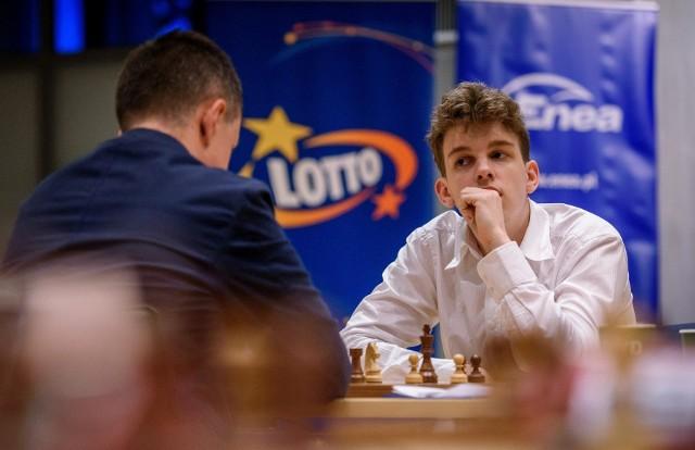 Jan Krzysztof Duda został zaproszony do gry w Mistrzostwach Europy w szachach błyskawicznych w Katowicach