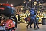 Czerwone skutery zostają w Łodzi na całą zimę