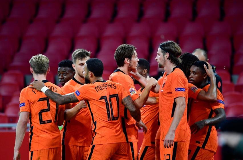 Polska - Holandia. W ostatnim spotkaniu fazy grupowej Ligi...