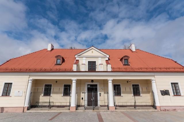 Tak wygląda siedziba Galerii Sleńdzinskich przy Rynku Kościuszki 4. Od kilku lat trwają tam prace remontowe. Miejsce trzeba było dostosować do osób niepełnosprawnych, wymienić instalację elektryczną i sieć wodno-kanalizacyjną.