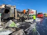 Śmiertelny wypadek pod Wrocławiem. Droga S5 zablokowana
